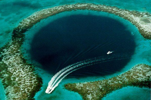 gigantic holes from around the world