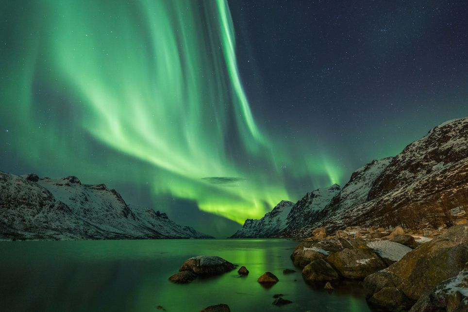 What is the cause of Aurora?