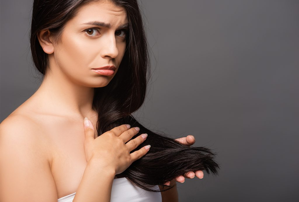 Smelly Hair Syndrome